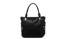 MKF Collection Avlyn Shoulder Bag - Black