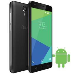 Unlocked NUU Mobile N5L 8GB Android Smartphone - Black (N5L US BLK)
