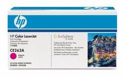HP LaserJet CE263AC Print Cartridge - Magenta