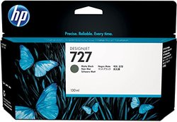 HP 727 Designjet Ink Cartridge - Matte Black