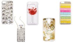 Velvet Caviar Cell Phone Fairy Cases - White - S4
