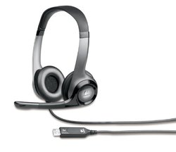 Logitech USB Headset H530 with Laser-Tuned Audio