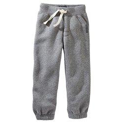 Carter's Fleece Athletic Pants - Heather - Size: 5