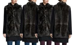Escada Women's Sport Loscaranti Coat - Black - Size: 8