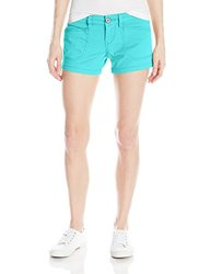 Unionbay Junior's Delaney Short - Beachy Blue - Size: 1