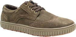Muk Luks Men's Parker Shoes Fashion Sneaker - Coffee - Size: 10 M US