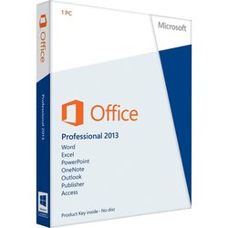Microsoft Office Professional 2013 - 1 PC (269-16094)