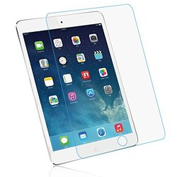 """iMounTEK Tempered Glass Screen Protector for iPad 2/3/4, 9.7"""" Straigh Edged Glass, Scratch/Scuff/Drop/Splash Resistant, Smooth Glass Surface, Oil-Resistant Coating, Protects Screen from Fingerprints"""