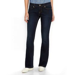 Levi's Women's Sunrise View Bootcut Jeans - Blue