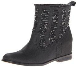 Joe's Jeans Women's Mirage Slouch Boot - Black - Size: 8