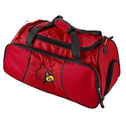 NCAA Athletic Duffel Bag: Louisville