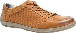 Muk Luks Men's Brodi Shoes Fashion Sneakers - Brown - Size: 9M