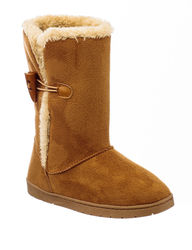 Rampage Girls 11-5 Tammie Boots - Brown - Size: 2