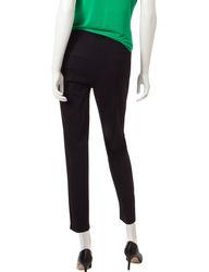 Valerie Stevens Women's Millennium Ankle Pants - Black - Size: 12