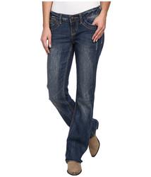 Unionbay Women's Jenkins Bootcut Jeans - Faded Indigo - Size: One