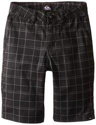 Quiksilver Big Boys' Union Surplus Short - Black - Size: 27