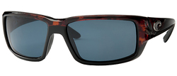 Costa Del Mar 580 LightWAVE Glasses - Brown Frame/Gray Polarized Lens