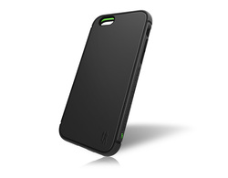 BodyGuardz Shock Case with Unequal for iPhone 6/6s - Black