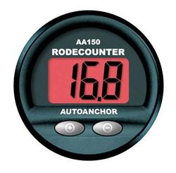 AutoAnchor 150 Rode Counter Round Bezel - SPA-AA150