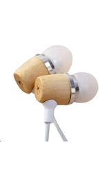 Hoomia Bon 5 Natural Wood Headphones (AP_HM-B5-W)