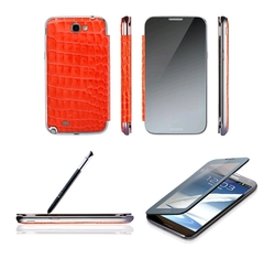 Anymode Me-in Folio Cover for Galaxy Note 2 - Orange
