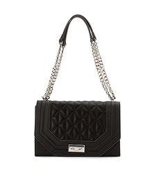 Nine West Women's Internal Affairs Shoulder Bag - Black