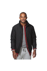 Chaps Ralph Lauren Men's Fleece Lined Jacket - Black - Size: Medium