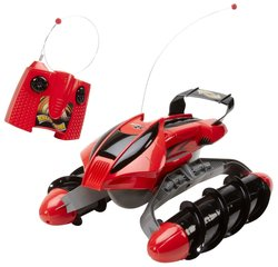 Hot Wheels R/C Terrain Twister Vehicle with Battery Pack System - Red
