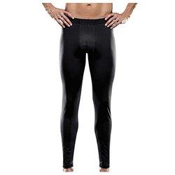 Watson's Men's Performance Pant Base Layer - Black - Size: Large