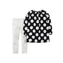 Carter's Polka Dot Tunic and Leggings - Toddler Gi