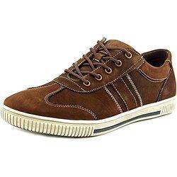 Muk Luks Men's Nick Shoes Fashion Sneaker - Coffee - Size: 13M