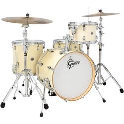 "Gretsch Drums Catalina Club - WC 22"" Bass Drum - White Chocolate"