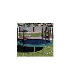 SKYBOUND 15' Enclosure Trampoline Net Using 6 Poles
