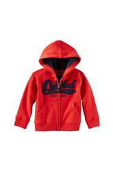 OshKosh B'Gosh Boys' Vintage Oshkosh Hoodie - Red - Size: 6