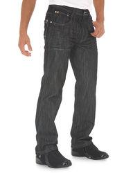Southpole Men's Slim Straight Jeans - Rinse Black - Size: 32 X 32