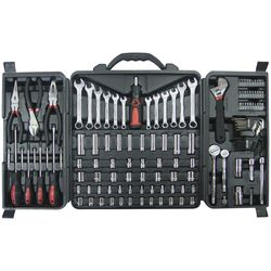 Master Craft 142 Piece Home + Auto Tool Kit