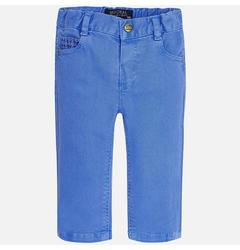 Mayoral Baby Boy's Velveteen 5 Pocket Trousers - Blue - Size: 24M