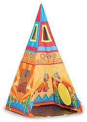 Pacific Play Tents Santa Fe Giant Tee Pee Playhouse Tent
