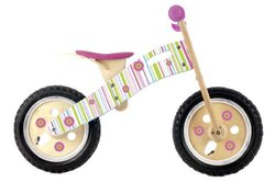 Smart Gear Candy Stripe Smart Balance Bike