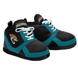 NFL Jacksonville Jaguars 2015 Sneaker Slipper - Green - Size: X-Large