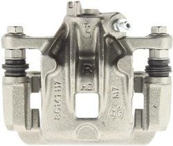 NuGeon 22-00835R Remanufactured Semi-Loaded Brake Caliper - Passenger Side