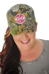 GWG Women's Scope Bucket Hat - Mossy Oak Obsession/Pink - One Size