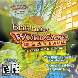 Encore Software Britannica Word Games JC (PC)