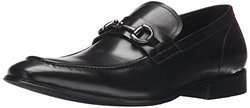 Kenneth Cole REACTION Men's Switch It Up Slip-On Loafer - Black - Size: 10.5