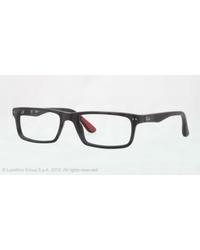 Ray-ban Optical Frame: Rx5277 2077 Black Frame