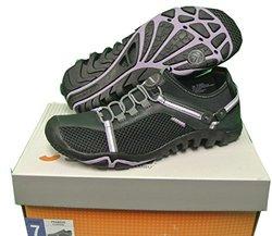 Jsport by Jambu Women's Pegasus Shoes - Charcoal/Lavender - Size: 7