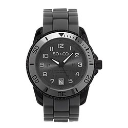 So and Co New York Men's Sport Watch