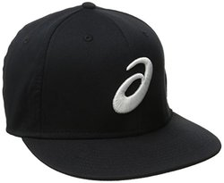 ASICS Golf Sideline Hat - Black - Size: Medium