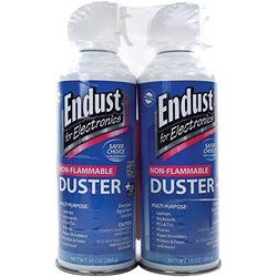 Endust  Nonflammable Compressed Gas Dust