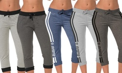 Coco Limon Women's Joggers - Assorted - Size: Large